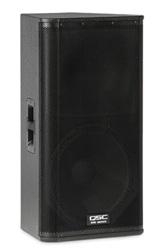 "QSC 15"" K15 Speakers"
